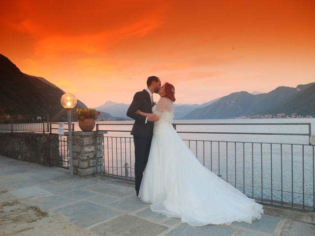 Il matrimonio di Daniele e Rubina a Cernobbio, Como 38