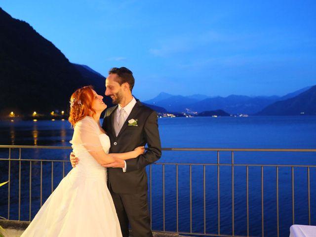 Il matrimonio di Daniele e Rubina a Cernobbio, Como 39