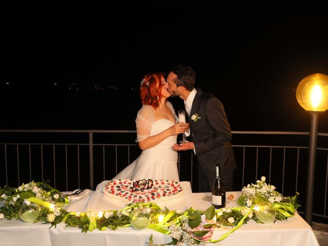 Il matrimonio di Daniele e Rubina a Cernobbio, Como 43