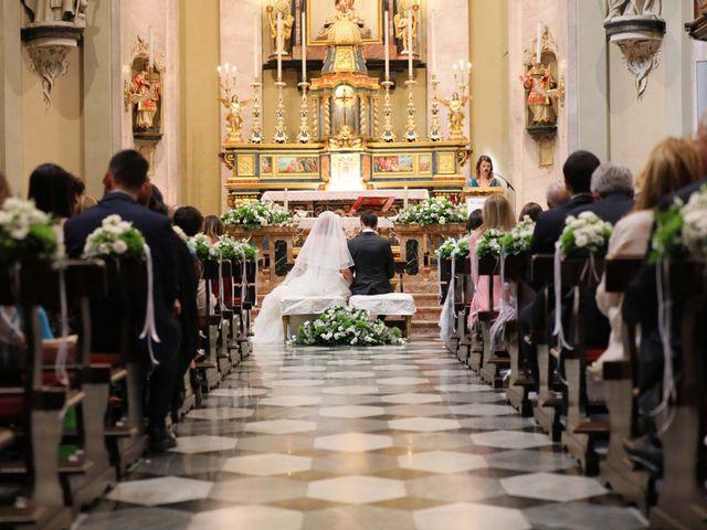 Il matrimonio di Daniele e Rubina a Cernobbio, Como 44