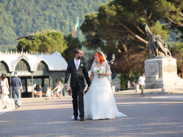 Il matrimonio di Daniele e Rubina a Cernobbio, Como 46