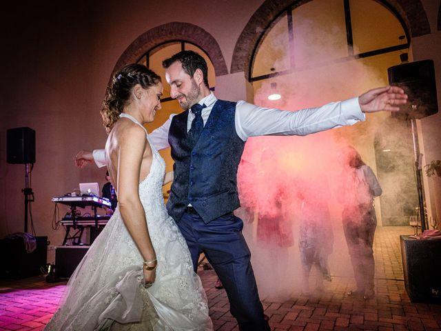 Le nozze di Paola e Gianmarco