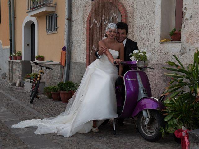 Il matrimonio di Fabiola e Maurizio a Villa San Giovanni, Reggio Calabria 17