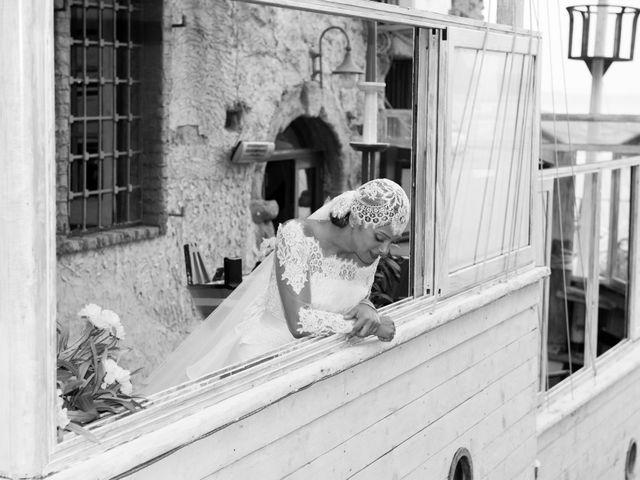 Il matrimonio di Fabiola e Maurizio a Villa San Giovanni, Reggio Calabria 18
