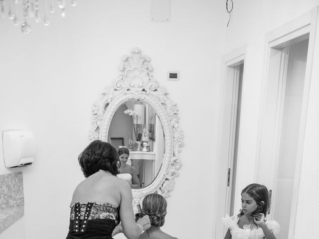 Il matrimonio di Fabiola e Maurizio a Villa San Giovanni, Reggio Calabria 20