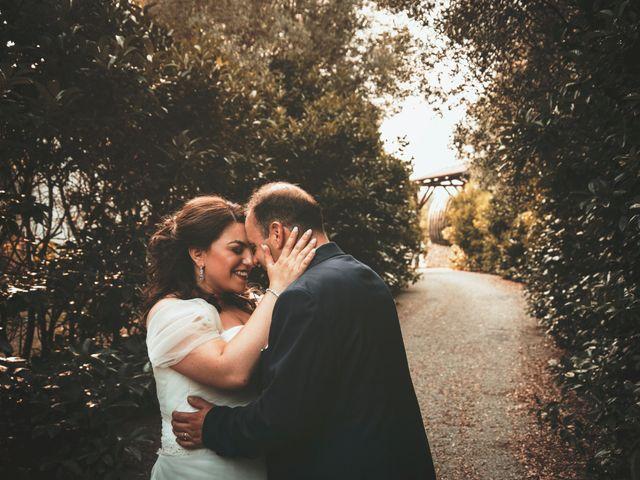 Le nozze di Maria Alessandra e Francesco