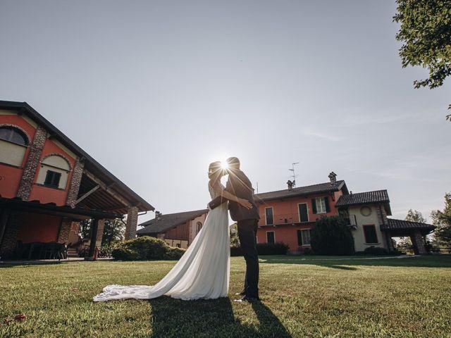 Il matrimonio di Daniele e Chiara a Gallarate, Varese 14