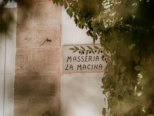 Il matrimonio di Luca e Luana a Fasano, Brindisi 2