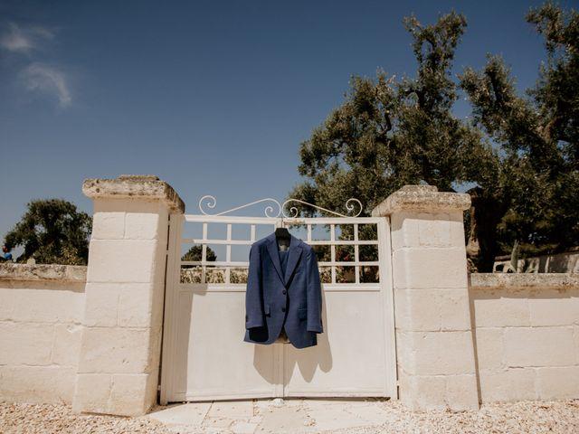 Il matrimonio di Luca e Luana a Fasano, Brindisi 4
