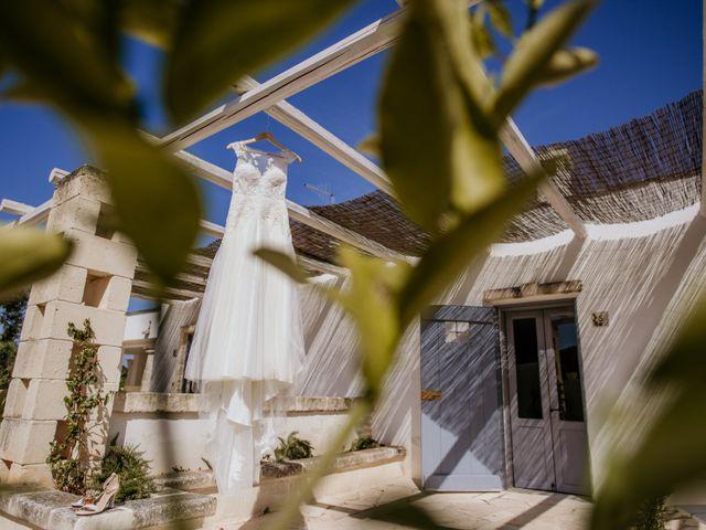 Il matrimonio di Luca e Luana a Fasano, Brindisi 8