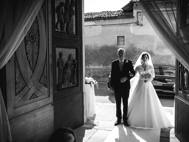 Il matrimonio di Andrea e Roberta a Biella, Biella 22