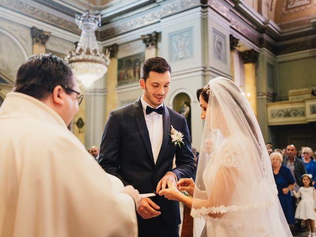 Il matrimonio di Andrea e Roberta a Biella, Biella 26