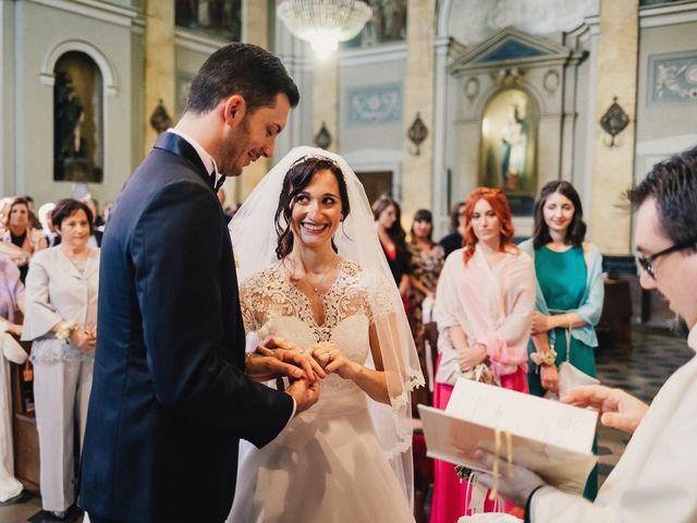 Il matrimonio di Andrea e Roberta a Biella, Biella 27