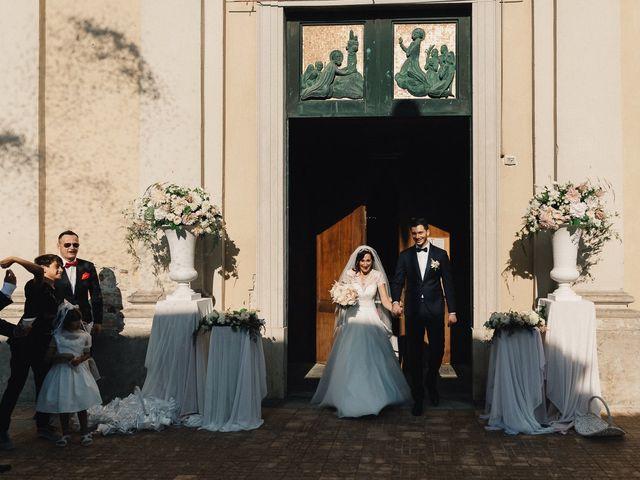 Il matrimonio di Andrea e Roberta a Biella, Biella 33
