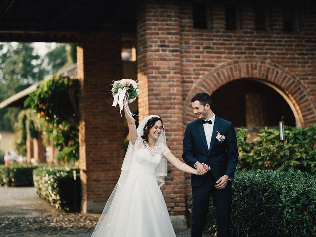 Il matrimonio di Andrea e Roberta a Biella, Biella 36