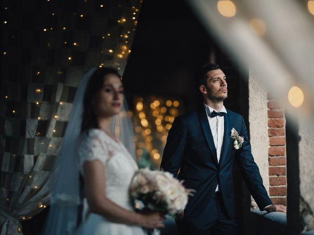 Il matrimonio di Andrea e Roberta a Biella, Biella 45