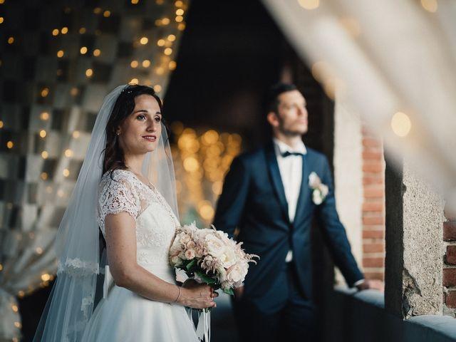 Il matrimonio di Andrea e Roberta a Biella, Biella 46