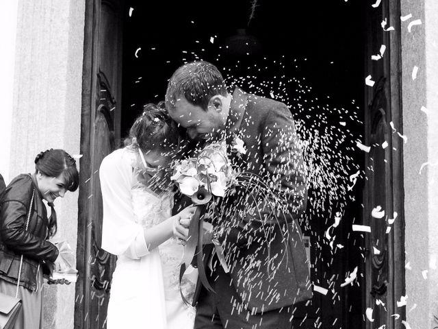 Il matrimonio di Giorgio e Valeria a Tavagnasco, Torino 11