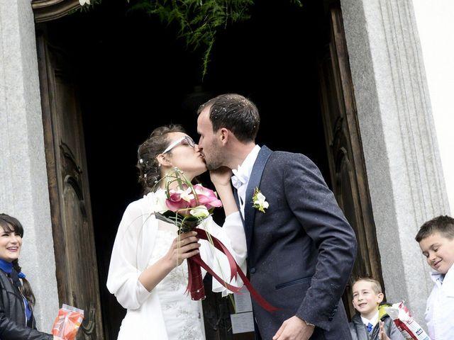 Il matrimonio di Giorgio e Valeria a Tavagnasco, Torino 12