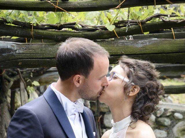 Il matrimonio di Giorgio e Valeria a Tavagnasco, Torino 18