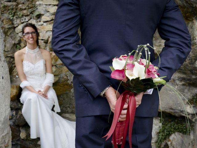 Il matrimonio di Giorgio e Valeria a Tavagnasco, Torino 19