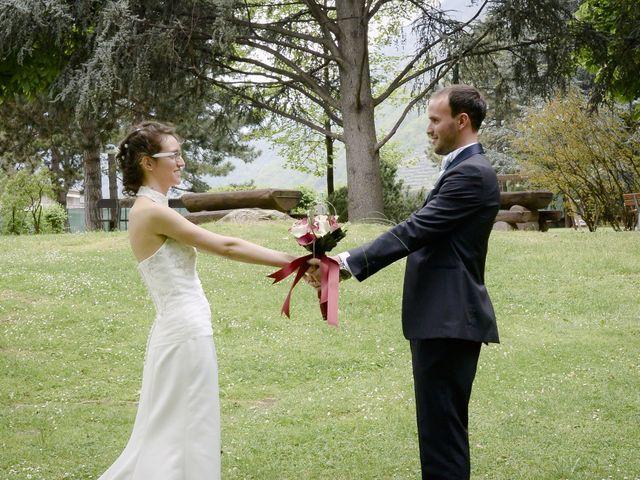 Il matrimonio di Giorgio e Valeria a Tavagnasco, Torino 22