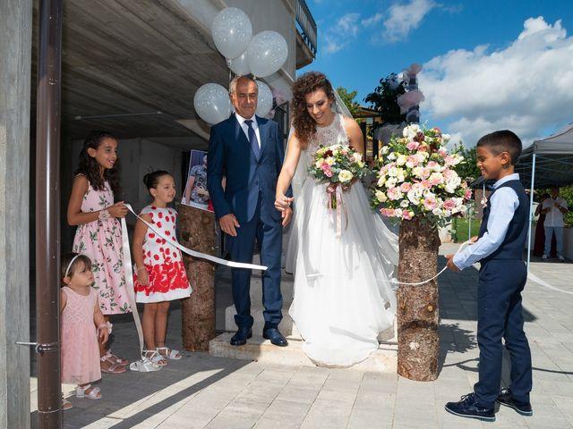 Il matrimonio di Alessio e Fabiana a Trivigliano, Frosinone 9