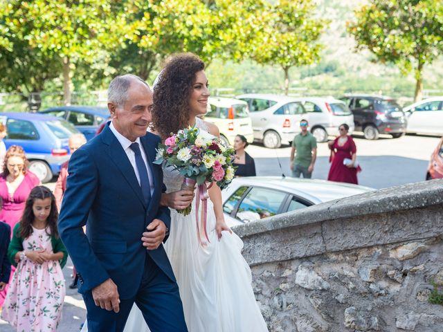 Il matrimonio di Alessio e Fabiana a Trivigliano, Frosinone 13