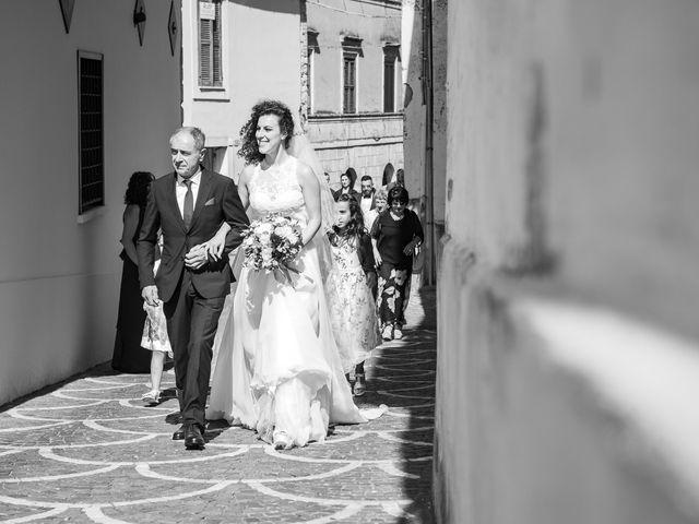 Il matrimonio di Alessio e Fabiana a Trivigliano, Frosinone 14