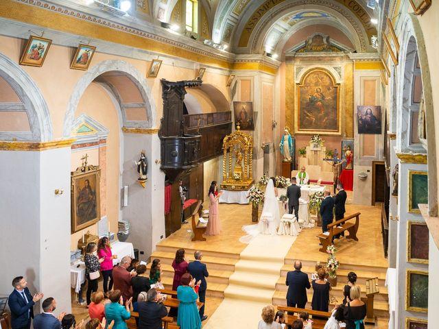 Il matrimonio di Alessio e Fabiana a Trivigliano, Frosinone 16
