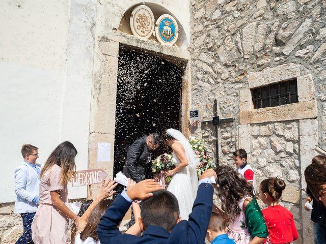 Il matrimonio di Alessio e Fabiana a Trivigliano, Frosinone 20