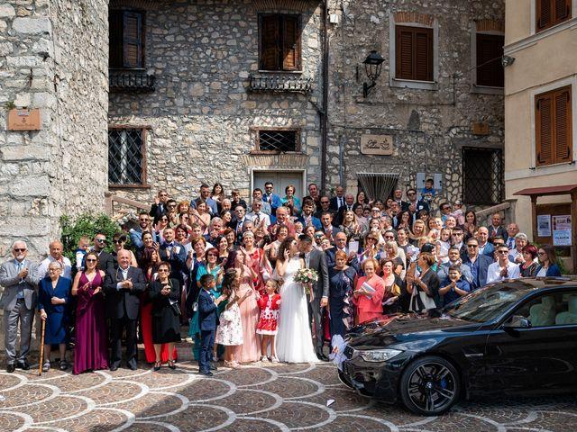 Il matrimonio di Alessio e Fabiana a Trivigliano, Frosinone 22