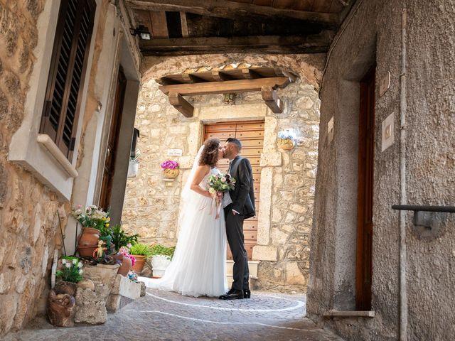 Il matrimonio di Alessio e Fabiana a Trivigliano, Frosinone 23