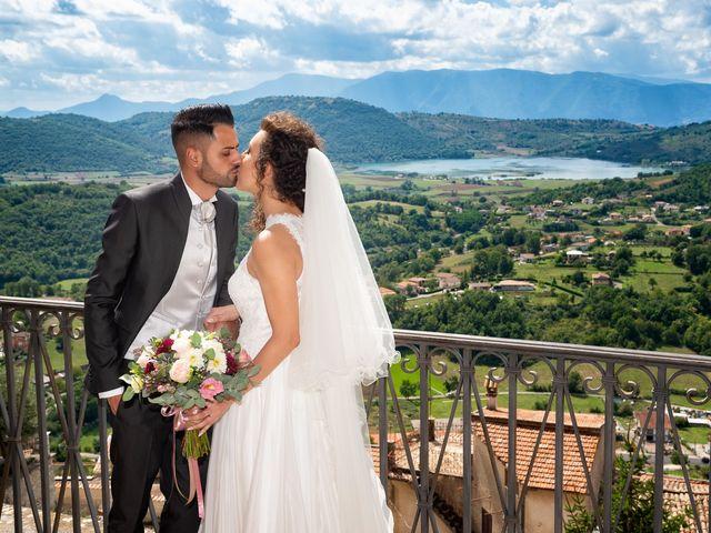 Il matrimonio di Alessio e Fabiana a Trivigliano, Frosinone 27