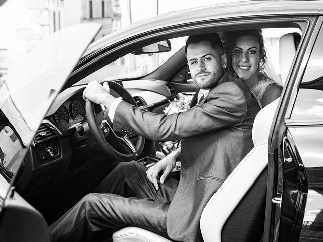 Il matrimonio di Alessio e Fabiana a Trivigliano, Frosinone 28