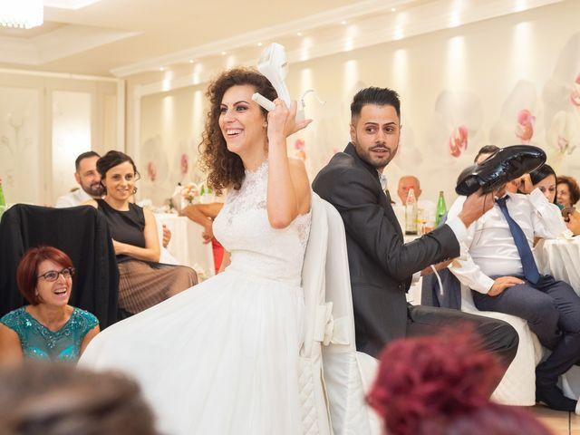 Il matrimonio di Alessio e Fabiana a Trivigliano, Frosinone 44