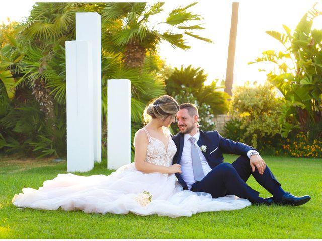 Le nozze di Cristina e Savino