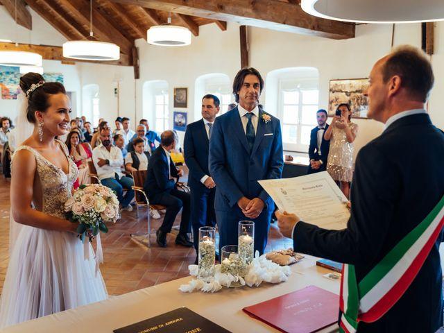 Il matrimonio di Giorgio e Anastasia a Andora, Savona 19