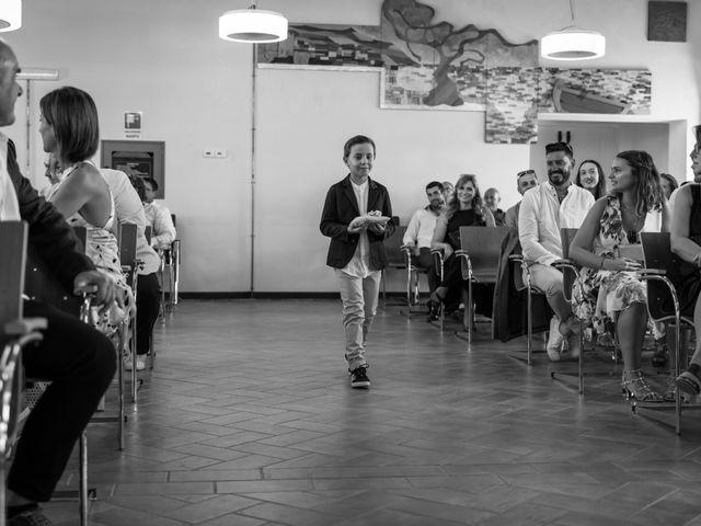 Il matrimonio di Giorgio e Anastasia a Andora, Savona 20