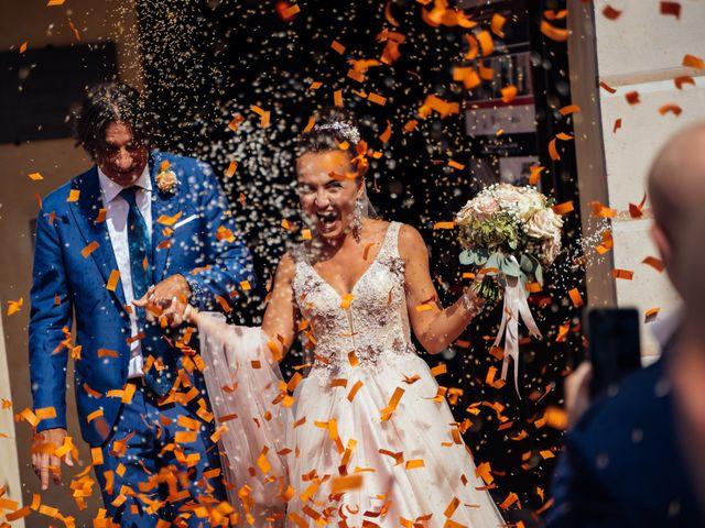 Il matrimonio di Giorgio e Anastasia a Andora, Savona 28