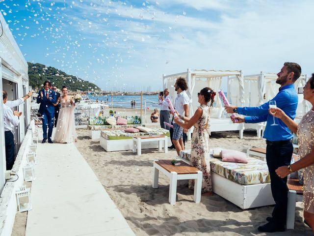 Il matrimonio di Giorgio e Anastasia a Andora, Savona 30