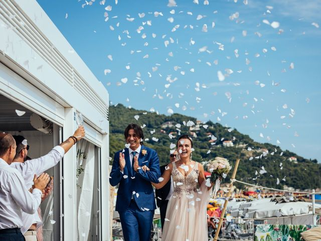 Il matrimonio di Giorgio e Anastasia a Andora, Savona 31
