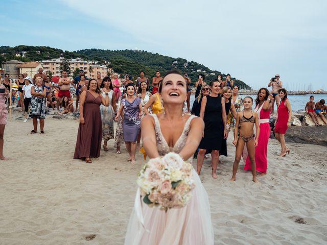 Il matrimonio di Giorgio e Anastasia a Andora, Savona 33