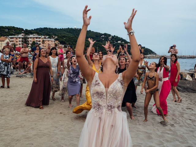 Il matrimonio di Giorgio e Anastasia a Andora, Savona 35