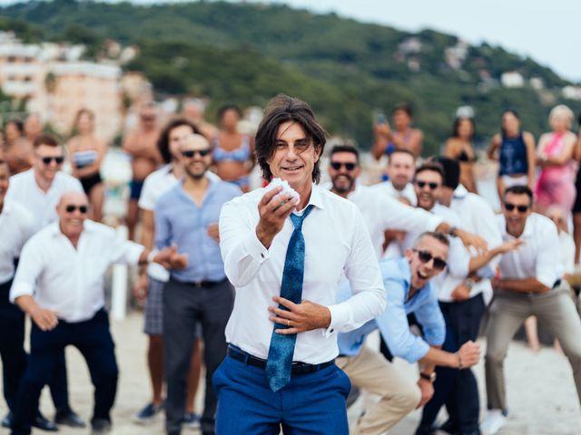 Il matrimonio di Giorgio e Anastasia a Andora, Savona 40