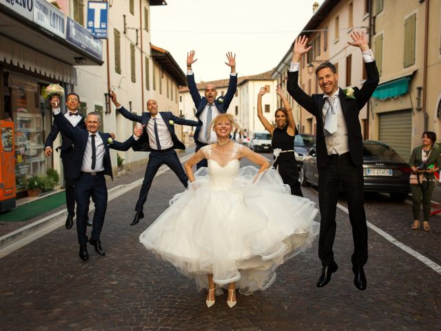 Il matrimonio di Sara e Sandro a Pordenone, Pordenone 13
