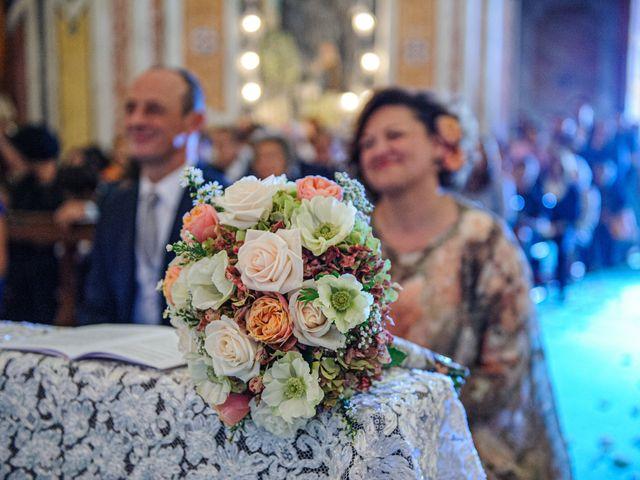 Il matrimonio di Angelino e Arianna a Rovegno, Genova 1