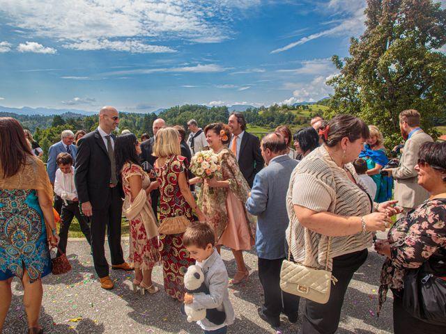 Il matrimonio di Angelino e Arianna a Rovegno, Genova 2