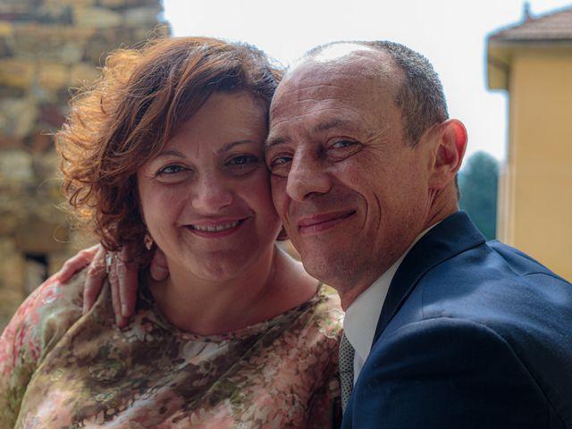 Il matrimonio di Angelino e Arianna a Rovegno, Genova 5