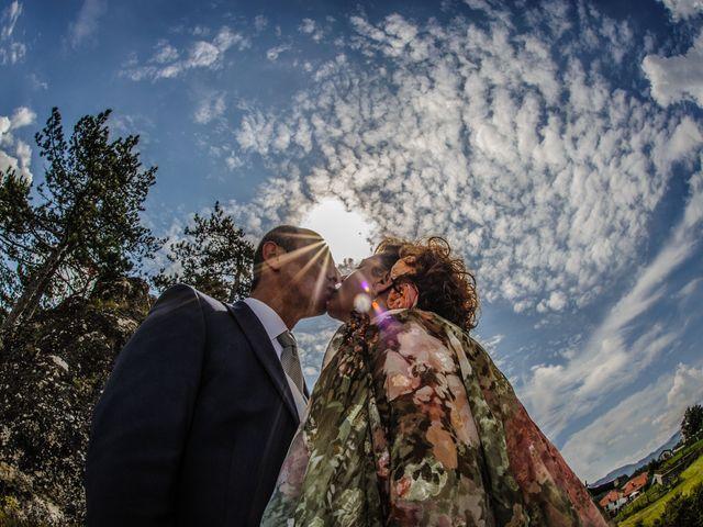 Il matrimonio di Angelino e Arianna a Rovegno, Genova 6